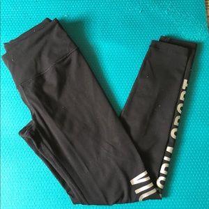 Victoria Sport Leggings- Black